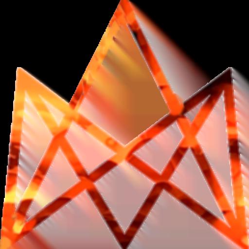 Icelandic Lava Show Icon